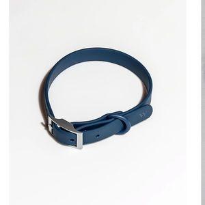 Wild One Navy Collar - Small